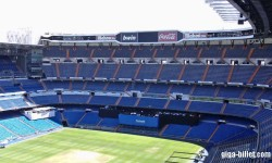 Billets Real Madrid - Estadio Santiago Bernabeu