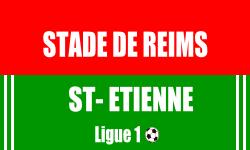 Reimes Saint Etienne Match ligue 1