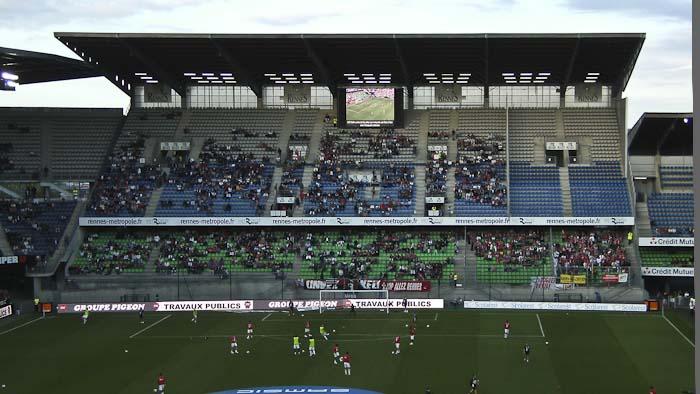 Stade Rennais - Place de Stade de la Route de Lorient