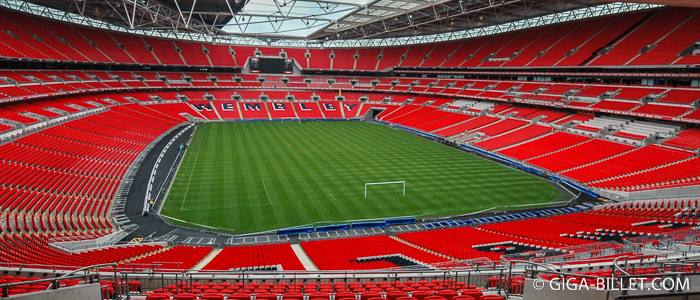 Stade de Wembley Londres