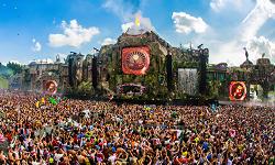 Tomorrowland Festival 2014