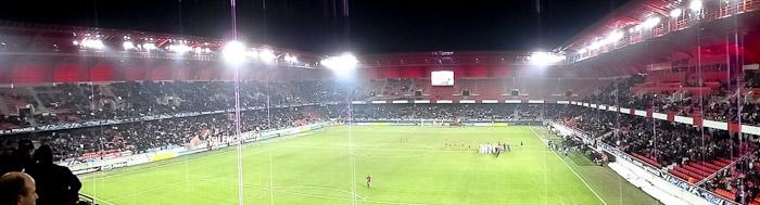 Valenciennes FC - Place de foot Stade du Hainaut