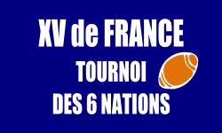XV de France Six Nations