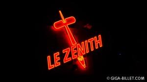 Zénith de Paris