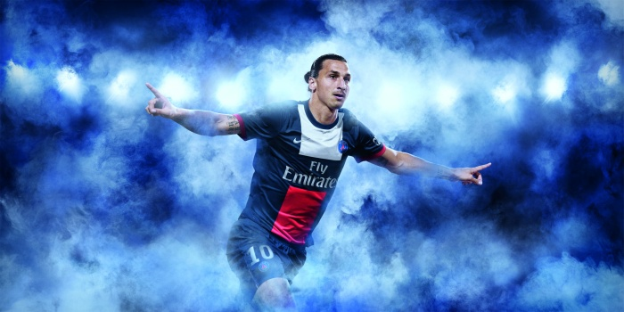 Billetterie PSG Ligue de Champions match foot 2017-2018 en ... Zlatan Ibrahimovic 2014
