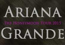 Billets Ariana Grande Paris 2015