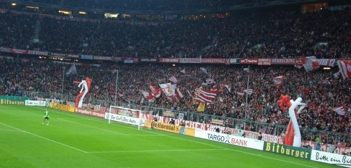 Billet Match Bayern Munich