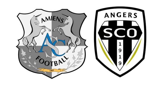 Billet Amiens SC - Angers SCO