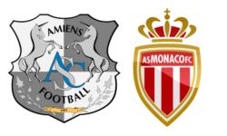 Billet Amiens SC - AS Monaco