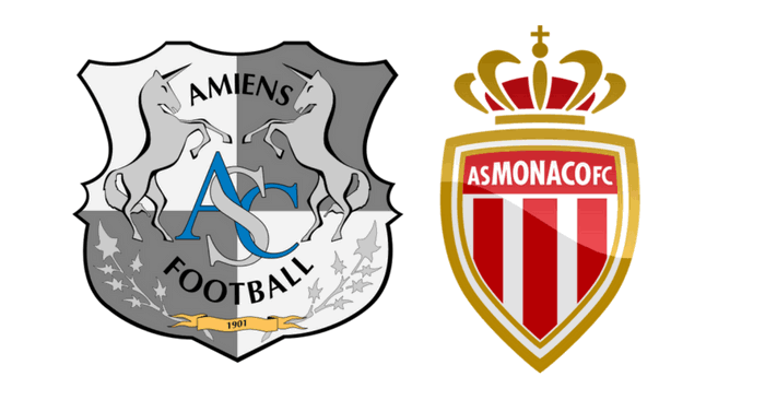 Billet Amiens SC - AS Monaco