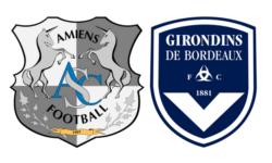 Billet Amiens SC - Girondins de Bordeaux