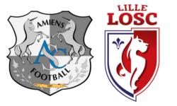 Billet Amiens SC - LOSC Lille