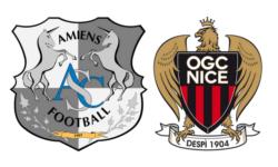 Billet Amiens SC - OGC Nice
