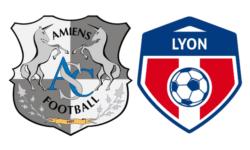 Billet Amiens SC - Olympique Lyonnais