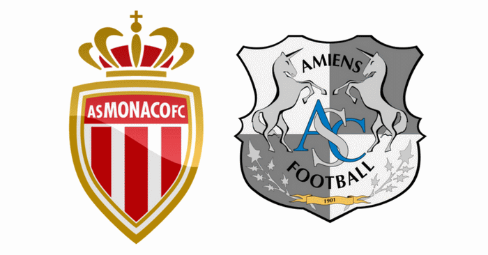 Billet AS Monaco – Amiens SC