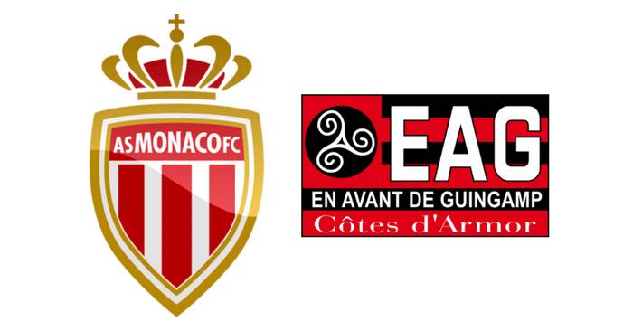 Billet AS Monaco - EA Guingamp