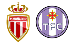 Billet AS Monaco - Toulouse FC