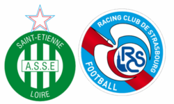 Billet AS Saint-Etienne – RC StrasbourgBillet AS Saint-Etienne – RC Strasbourg