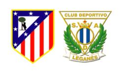 Billets Atletico Madrid - CD Leganes