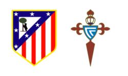 Billets Atletico Madrid - Celta de Vigo