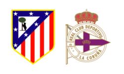 Billets Atletico Madrid - Deportivo La Coruna