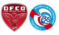 Billet Dijon FCO - RC Strasbourg