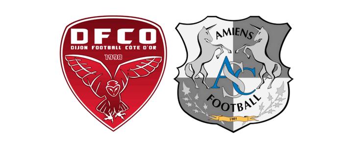 Billet Dijon FCO - Amiens SC