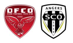 Billet Dijon FCO - Angers SCO