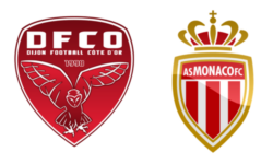 Billet Dijon FCO - AS Monaco