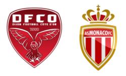 Billet Dijon FCO - AS Monaco