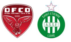 Billet Dijon FCO - AS Saint-Etienne