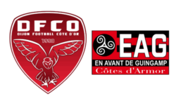 Billet Dijon FCO - EA Guingamp
