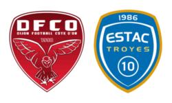 Billet Dijon FCO - ESTAC Troyes