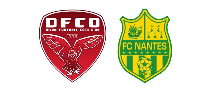 Billet Dijon FCO - FC Nantes