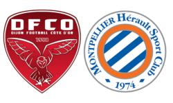 Billet Dijon FCO - Montpellier HSC