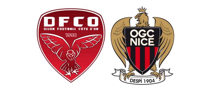 Billet Dijon FCO - OGC Nice