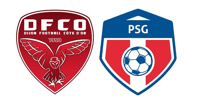 Billet Dijon FCO - PSG
