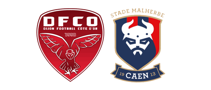 Billet Dijon FCO - SM Caen