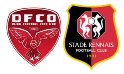 Billet Dijon FCO - Stade Rennais