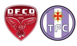Billet Dijon FCO - Toulouse FCBillet Dijon FCO - Toulouse FC