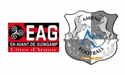 Billet EA Guingamp - Amiens SC