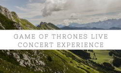 Billets Game of Thrones Live Concert Experience
