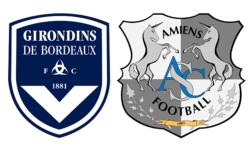 Billet Girondins de Bordeaux - Amiens SC