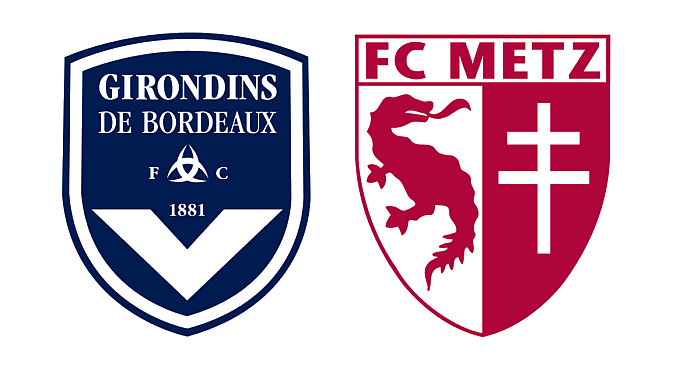 Billet Girondins de Bordeaux - FC Metz