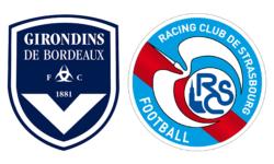 Billet Girondins de Bordeaux - RC Strasbourg