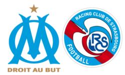 Billet Olympique de Marseille - RC Strasbourg