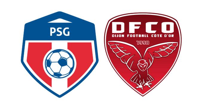 Billet PSG - Dijon FCO