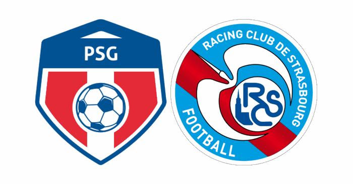 Billet PSG - Racing Club Strasbourg