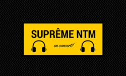 Billets Suprême NTM