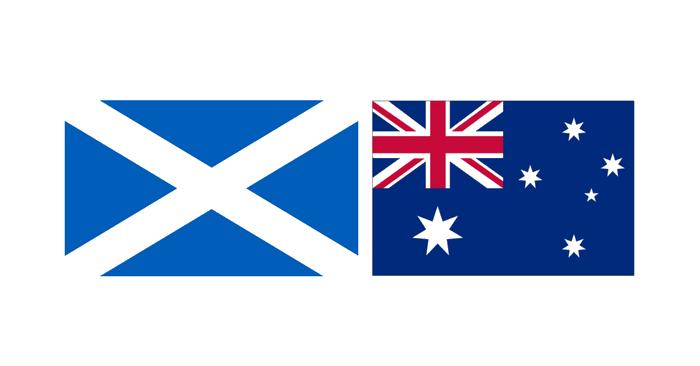 Billets Écosse - Australie Tournée Novembre